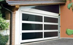 Porta garage Window