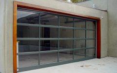 Porta garage Window a specchio