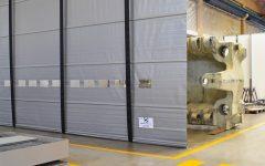Porta industriale Arella