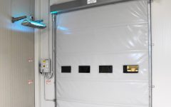 Porta industriale ad avvolgimento rapido R13