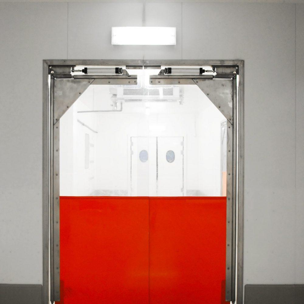 Porta industriale Dapleaf