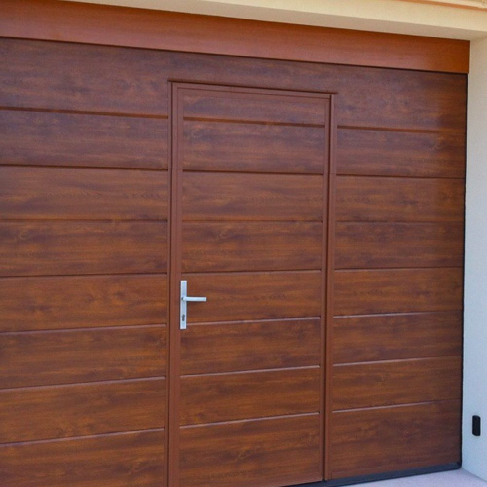 Porte pedonali residenziali