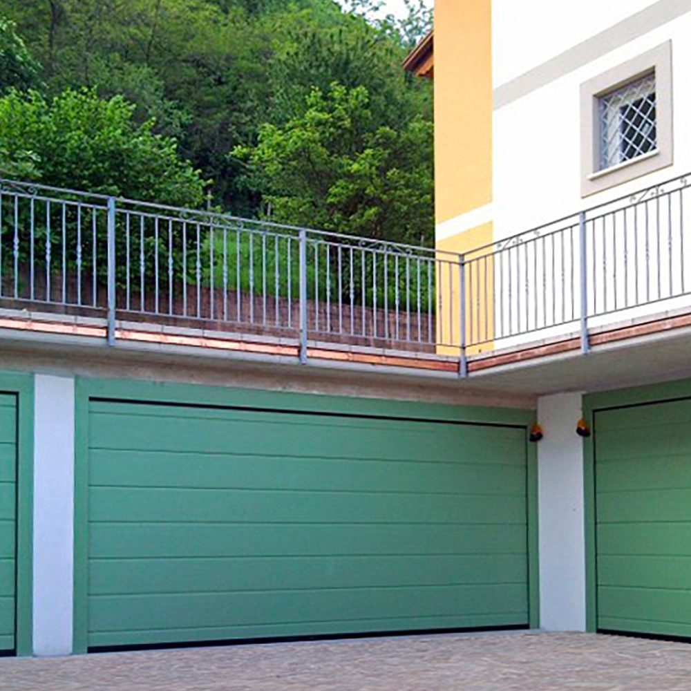 Porta garage sezionale Large