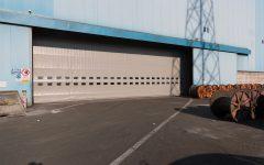 Portone industriale grandi dimensioni Sail Door